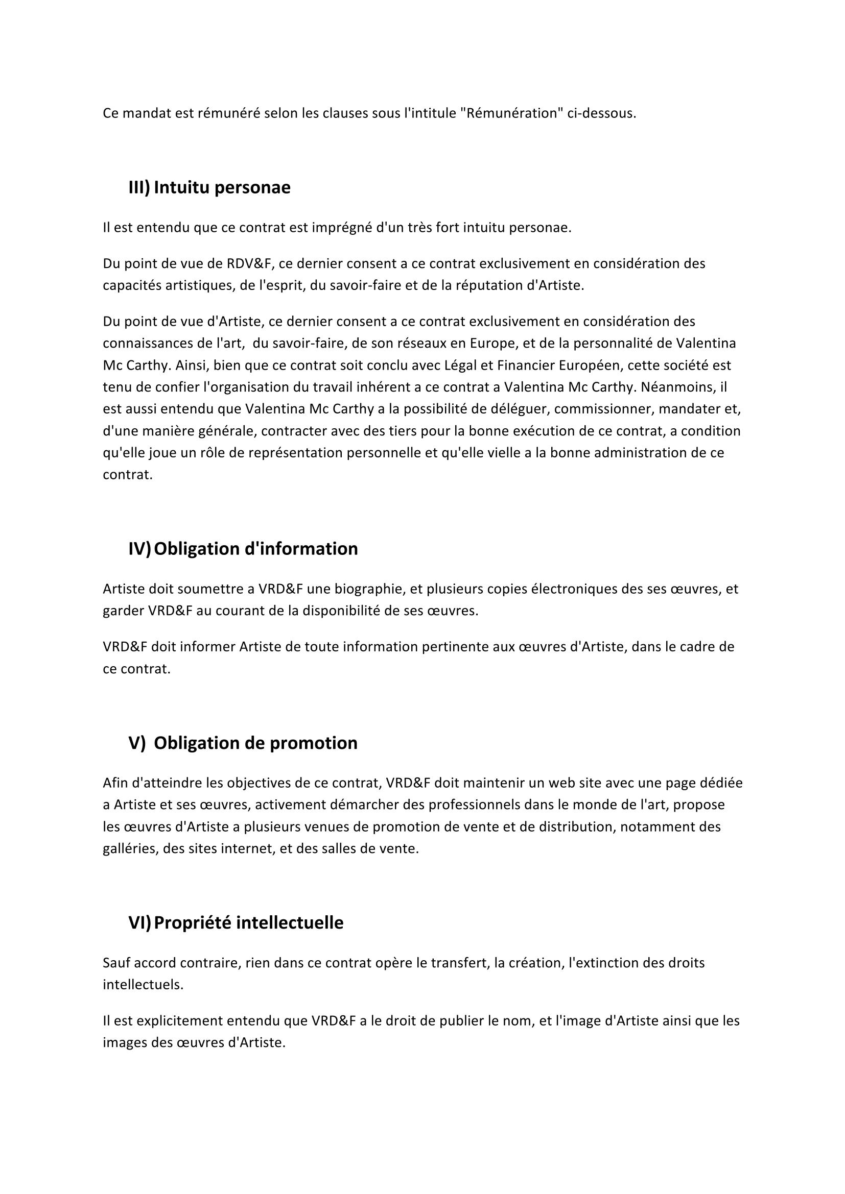 Mandat - Artistes - VRD_F-2